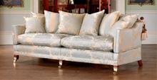 Duresta Trafalgar Grand Sofa With Scatter Cushions