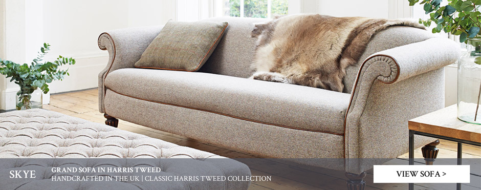 Luxury Sofas At Great S, Traditional Fabric Sofas Uk